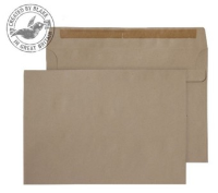 1607 Blake Purely Everyday Manilla Self Seal Wallet 162X229mm 90Gm2 Pack 500 Code 1607 3P- 1607