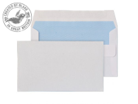 3550 Blake Purely Everyday White Self Seal Wallet 89X152mm 80Gm2 Pack 1000 Code 3550 3P- 3550