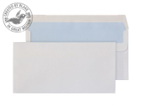 8882 Blake Purely Everyday White Self Seal Wallet 110X220mm 110Gm2 Pack 500 Code 8882 3P- 8882