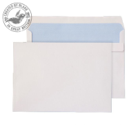 22707 Blake Purely Everyday White Self Seal Wallet 162X229mm 100Gm2 Pack 500 Code 22707 3P- 22707