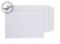 11893PS Blake Purely Everyday White Peel & Seal Pocket 229X162mm 100Gm2 Pack 500 Code 11893Ps 3P- 11893PS
