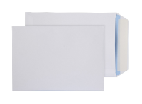 23893 Blake Purely Everyday White Peel & Seal Pocket 229X162mm 100Gm2 Pack 500 Code 23893 3P- 23893