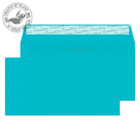 209 Blake Creative Colour Cocktail Blue Peel & Seal Wallet 114X229mm 120Gm2 Pack 500 Code 209 3P- 209