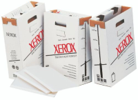 003R93678 Xerox Document Binder 120 covers Royal White 6mm 426x297mm Pack 150 003R93678- 003R93678