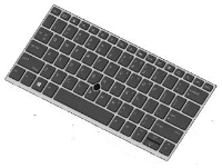 HP KEYBOARD W/POINT STICK UK  L13698-031 - eet01