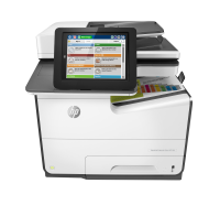Hp Pagewide Enterprise Color Mfp 586f - 100 Pages: 90% Blk: 95% Avg Colour G1w40a#b19.2 - xep01