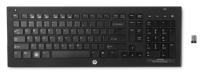Hp Hp Wireless K5500 Elite V2 Keyboard Black Nor - Ultra-slim Design+dongle 2 4ghz /incl. Batteries Qb467aa#abn - xep01
