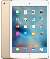 "Apple Apple Ipad Mini 4 Wi-fi + Cellular - Tablet - 128 Gb - 7.9"" - 3g  4g Mk782nf/a - xep01"