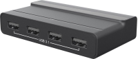 MicroConnect USB Type C Gen2 Hub Add for USB A connections to a USB3.1C-HUB - eet01