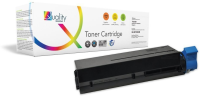 Quality Imaging Toner Black 45807111 Pages: 12.000 QI-OK2009 - eet01