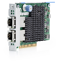 Hewlett Packard Enterprise Hpe 561flr-t - Network Adapter - Pcie 2.1 X8 - 10gb Ethernet X 2 - For Apollo 4520 Gen9; Proliant Dl20 Gen9  Xl230a Gen9; Simplivity 380 Gen9; Storeeasy 3850 700699-b21 - xep01
