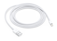 Apple Apple - Lightning Cable - Lightning (m) To Usb (m) - 2 M - For Apple Ipad/iphone/ipod (lightning) Md819zm/a - xep01