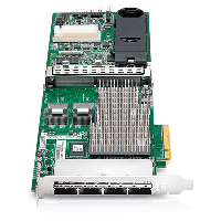 Hewlett Packard Enterprise Hp Smart Array P812/1gb Flash 4-port - High Profile 487204-b21 - xep01