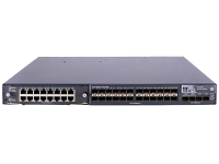 Hewlett Packard Enterprise Hpe Flexfabric 5800 24g Sfp 1-slot Switch - 24x Sfp 4x Sfp+ 1x Module Slot Jc103b - xep01