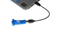 Brainboxes USB 1 Port RS232 1MBaud Lenovo Approved US-101 - eet01