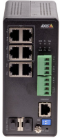 Axis T8504-R INDUSTRIAL POE SWITCH  01633-001 - eet01