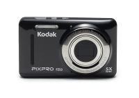 kodak FZ53 Black Digital Camera FZ53-BK - MW01