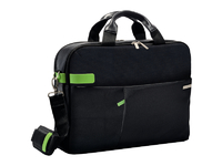 "Leitz Bag for Laptop 15.6"" Leitz Smart Traveller black 60160095 - eet01"
