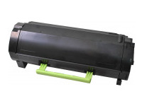 Quality Imaging Toner Black 51B2H00 Pages: 8.500 QI-LE1012B - eet01