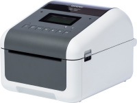 Brother Professionel 4 Inch Barcode Lable Printer RS232C-interface TD4550DNWBXX1 - eet01