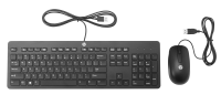 Hp Hp Slim - Keyboard And Mouse Set - Usb - Uk Layout - For Hp 245 G7; Elitebook X360; Mobile Thin Client Mt45; Probook 455r G6; Zbook 15 G6  17 G6 T6t83aa#abu-r - xep01