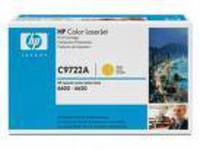 HP Toner Yellow CLJ 4600 CLJ 4650 Pages 8000 C9722A - eet01