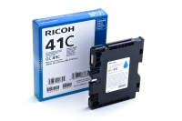 ricoh Cyan Gel High Yield (2200 prints) 405762 - MW01