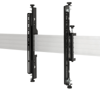 B-Tech Flat Screen Interface Arms W/Micro-Adjustment (pair), BT8390-VESA400MAF/B - eet01