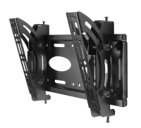 B-Tech PRO-BOX Flat Screen Wall Mount Tilt Black BT8430-PRO/B - eet01
