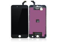 MicroSpareparts Mobile IPhone 6+ LCD Assembly Black  MOBX-IPO6GP-LCD-B - eet01