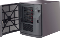 Ernitec Mini Cube Server Optimized for Milestone VMS VIKING-T1-4TB - eet01