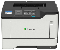 lexmark MS521dn A4 Mono Laser Printer 36S0308 - MW01