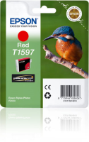 Epson Ink Red No. 1597 17ml  C13T15974010 - eet01
