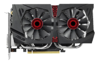 Asus Geforce Gtx960 2gb Ddr5 128bit Pci-e 3.0 Dvi Hd - 90yv07n0-m0na00 - xep01
