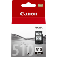 canon PG-510 Black Ink Cartridge 2970B001 - MW01