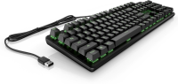 Hp Hp Pavilion Gaming 500 - Keyboard - Backlit - Usb - Uk Layout - Key Switch: Red - For Hp 14  15  17; Envy 13; Envy X360; Pavilion 13  14  15; Pavilion Gaming 17; Spectre X360 3vn40aa#abu - xep01