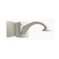 bosch Pendant Arm with Wiring VGA-PEND-ARM - MW01