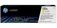 Hp 131a Toner Cartridge Yellow For 1800 Pages - For Laserjet Pro 200 Color M251n M251nw Mfp M276n Cf212a - xep01