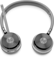 Hp Hp Uc Wireless Duo - Headset - On-ear - Bluetooth - Wireless - Nfc - For Hp 245 G7; Elite Slice G2; Elitebook X360; Mobile Thin Client Mt45; Zbook 15 G6  17 G6 W3k09aa - xep01