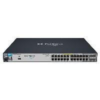 Hewlett Packard Enterprise Hpe 2910-24g-poe+ Al Switch - Switch - Managed - 24 X 10/100/1000 + 4 X Shared Sfp - Rack-mountable - Poe J9146a#abb - xep01