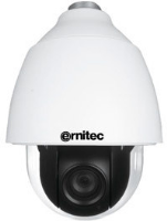 Ernitec Orion DX 842OPH Outdoor PTZ 30x zoom 1080p, 120dB UWDR 0070-05842 - eet01