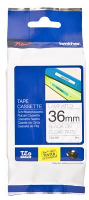 Brother Tape Black on Clear 36mm  TZE161 - eet01