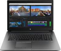 """Hp Hp Zbook 17 G5 Mobile Workstation - 17.3"""" - Core I7 8850h - 16 Gb Ram - 256 Gb Ssd - Uk 2zc48et - xep01"""