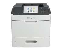 lexmark MS812DE A4 Mono Laser Printer 40G0365 - MW01