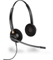 Plantronics Poly Encorepro Hw520 - Headset - On-ear - Wired 89434-02 - xep01