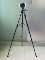 "MicroSpareparts Mobile Tripod Stand 4""-7"" holder Compatible with up to 7"" phone MOBX-ACC-007 - eet01"