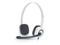 Logitech Stereo Headset H150 Coconut H150, Headset, Head-band,  981-000350 - eet01