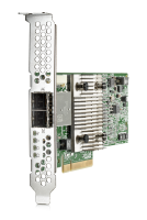 Hewlett Packard Enterprise Hpe H241 Smart Host Bus Adapter - Storage Controller - 8 Channel - Sata 6gb/s / Sas 12gb/s Low Profile - 12 Gbit/s - Raid 0  1  5 - Pcie 3.0 X8 - For Hpe D3710; Apollo 4510 Gen9; Proliant Dl20 Gen9  Ml10 Gen9  Ml30 Gen9  Xl