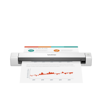 brother DS640TJ1 A4 Personal Document Scanner DS640TJ1 - MW01