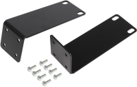 ALLNET ES-8-150 RMKIT Black Rack Mount Kit for ES-8-150W ES-8-150 RMKIT ACCESSORY SUPLR - eet01